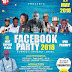 """FACEBOOK PARTY 2018"" holds tomorrow 27 May, 2018 at Ikot Ekpene Plaza"