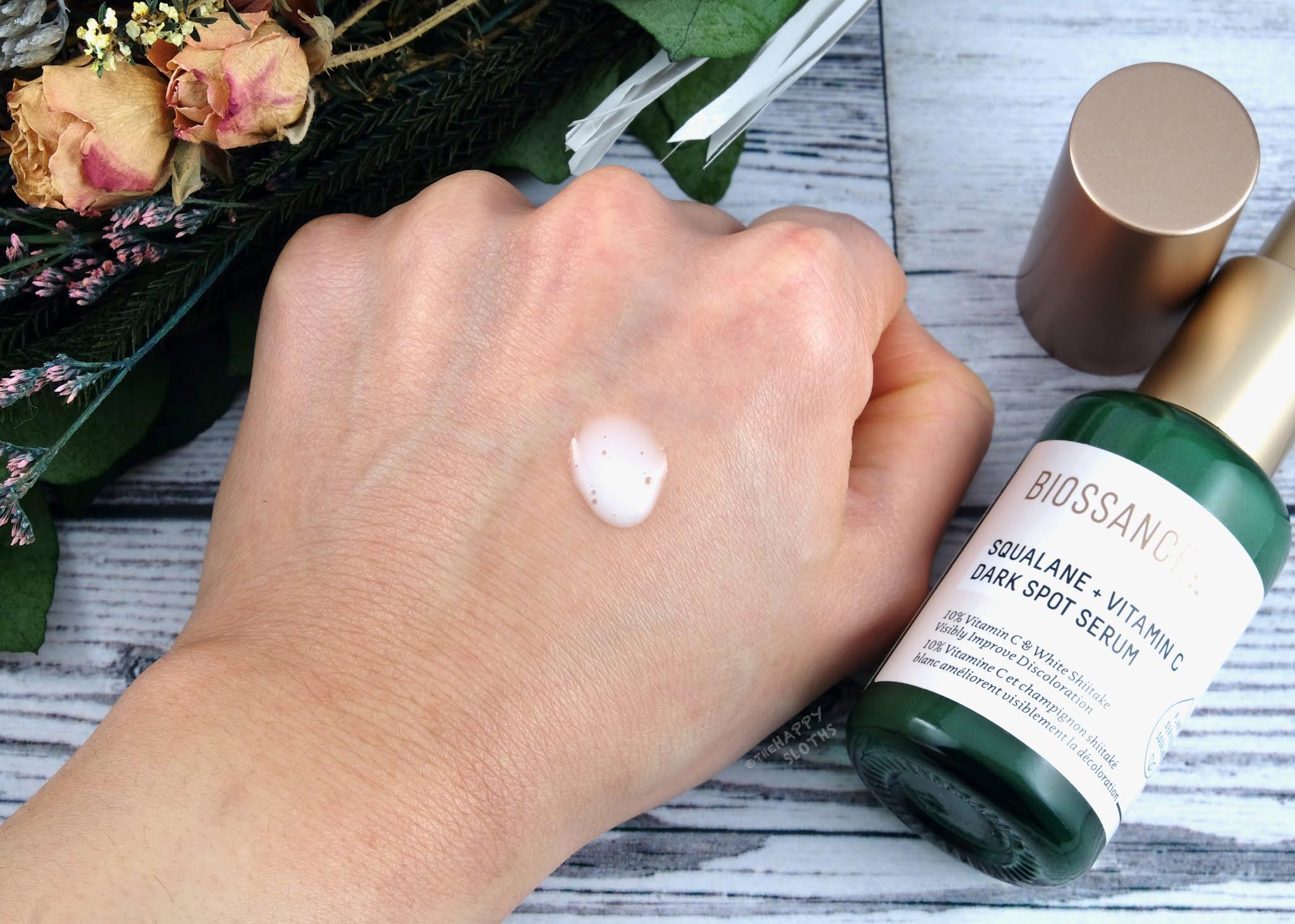 Biossance | Squalane + 10% Vitamin C Dark Spot Serum: Review