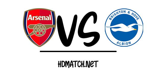 مشاهدة مباراة آرسنال وبرايتون بث مباشر الدوري الانجليزي بتاريخ 20-6-2020 يلا شوت brighton vs arsenal fc