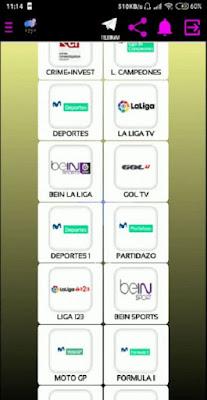 تحميل تطبيق gosu tv apk لمشاهدة القنوات الاجنبية مباشرة على الأندرويد