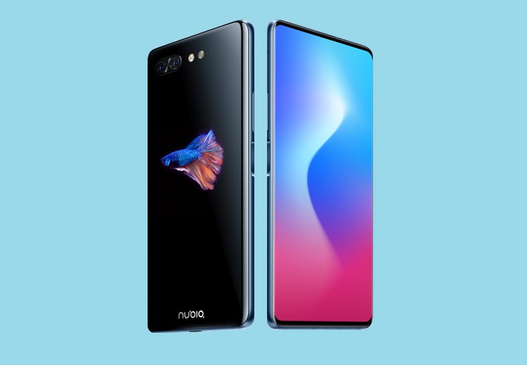Nubia X with Dual-Screen Now Official