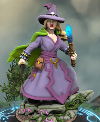 Hero Forge picture of Marissia