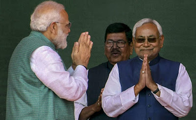 Bihar: Know about the sharing of seats in the NDA