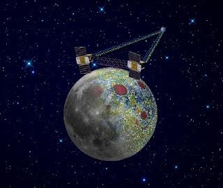 NASA Moon Probes