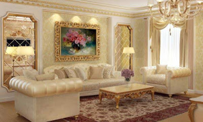 modern classic living room design ideas and furniture 2019