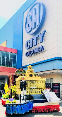 SM City Calamba wins in the Buhayani Festival