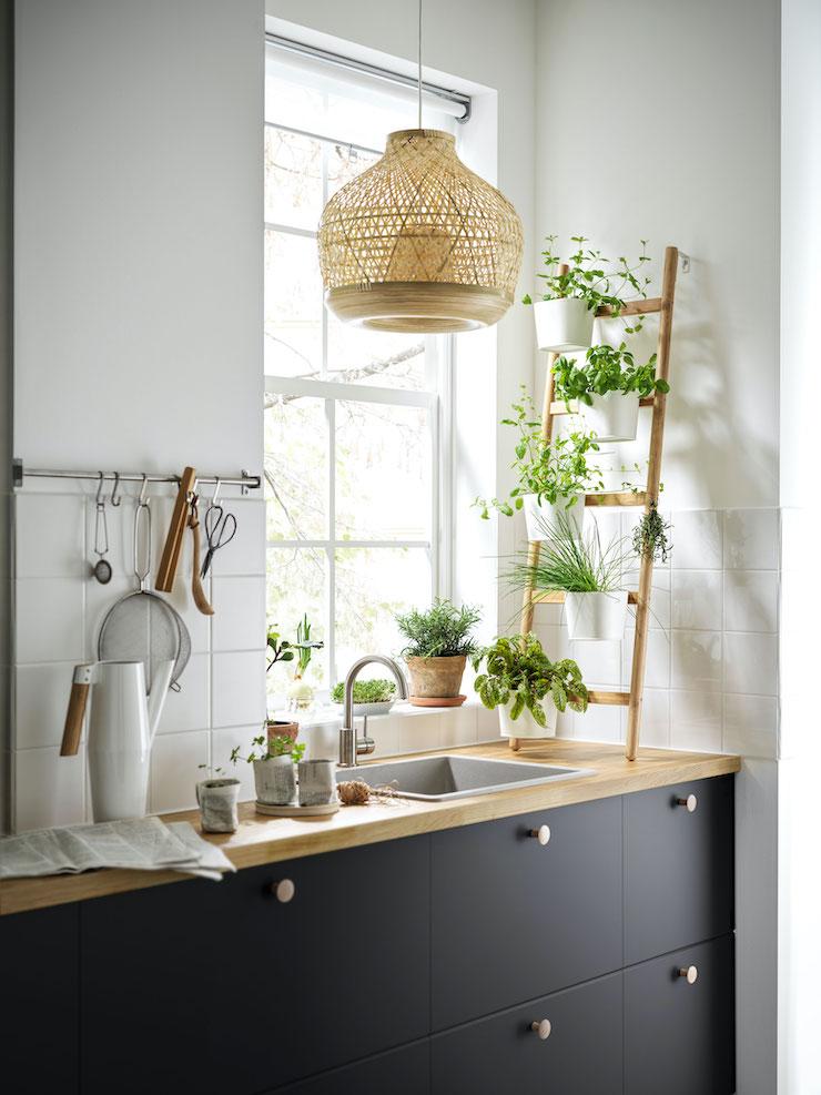 Cocina de IKEA más sostenible.