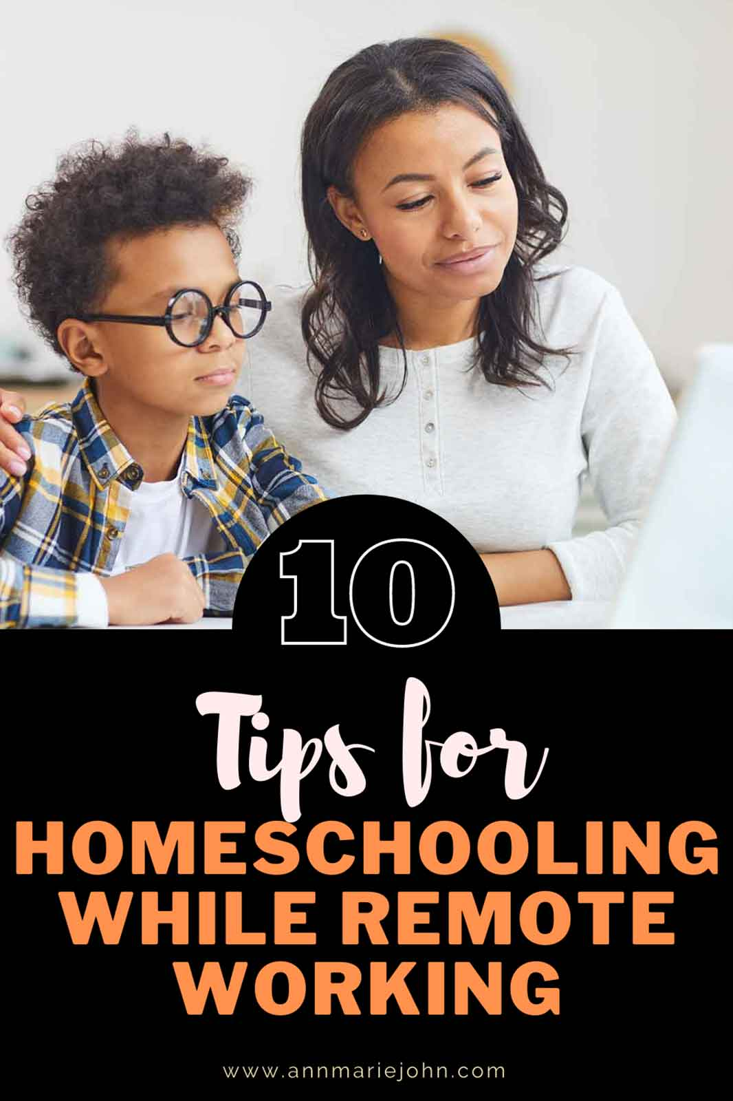 Homeschooling Whilst Working from Home