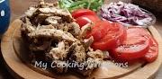 Пилешки гирос по гръцки на фурна * Gyros greca al forno