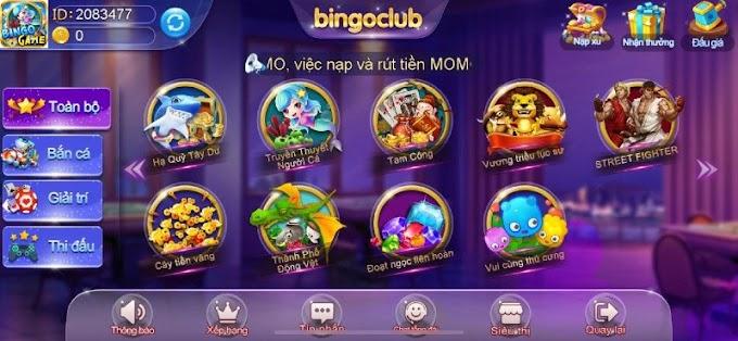 [THÔNG BÁO] BINGO CLUB CẬP NHẬT GAME PHIÊN BẢN MỚI VÁ LỖI