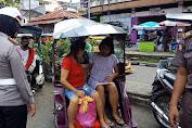 Kedapatan Tak Pakai Masker, Warga di Kotamobagu Disanksi Senam Sehat dan Push Up