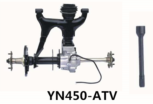 ATV AXLE: 450cc ATV rear axle assembly-YIWO