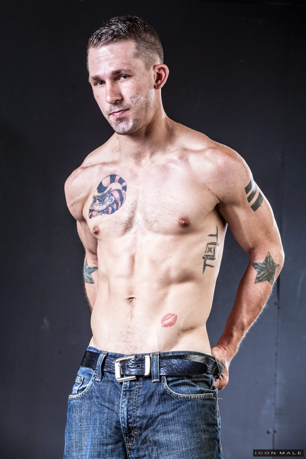 from Louis aaron james gay porn star