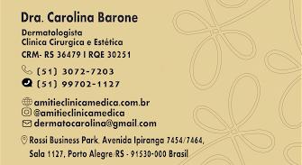 Dra. Carolina Rocha Barone