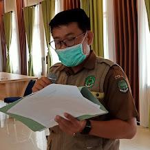 Angka Pr dan Rt Covid-19 di Lutra Mulai Turun, Pegawai Tetap Diimbau Lakukan Swab Massal