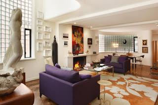 نمط الفن الحديث Art Moderne للتصميم الداخلي