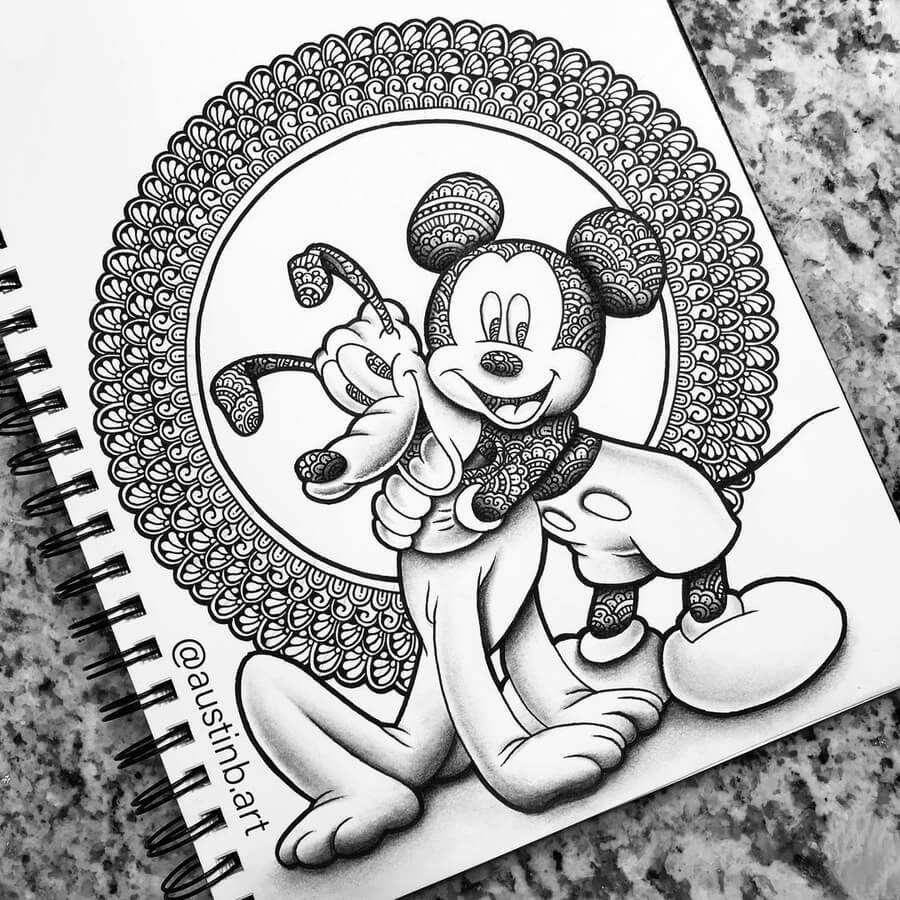 01-Mickey-Mouse-and-Pluto-Austin-www-designstack-co