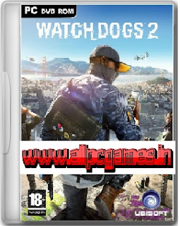 Watch Dogs 2 Game Highly Compressed Download