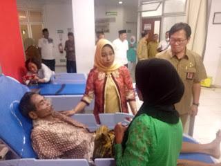 Hari Pertama Kerja Pasca Libur Lebaran, Walikota Mojokerto Sidak   Rumah Sakit dan Kantor Layanan Publik