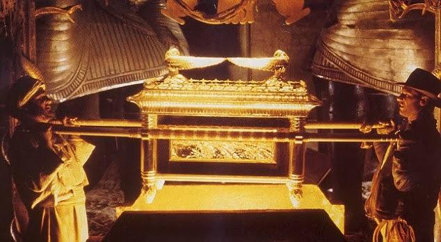 The Ark of The Convenant (Tabut Perjanjian), Jerusalem