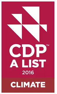 Canon makes non-profit CDP's 'Climate A-List' for first time