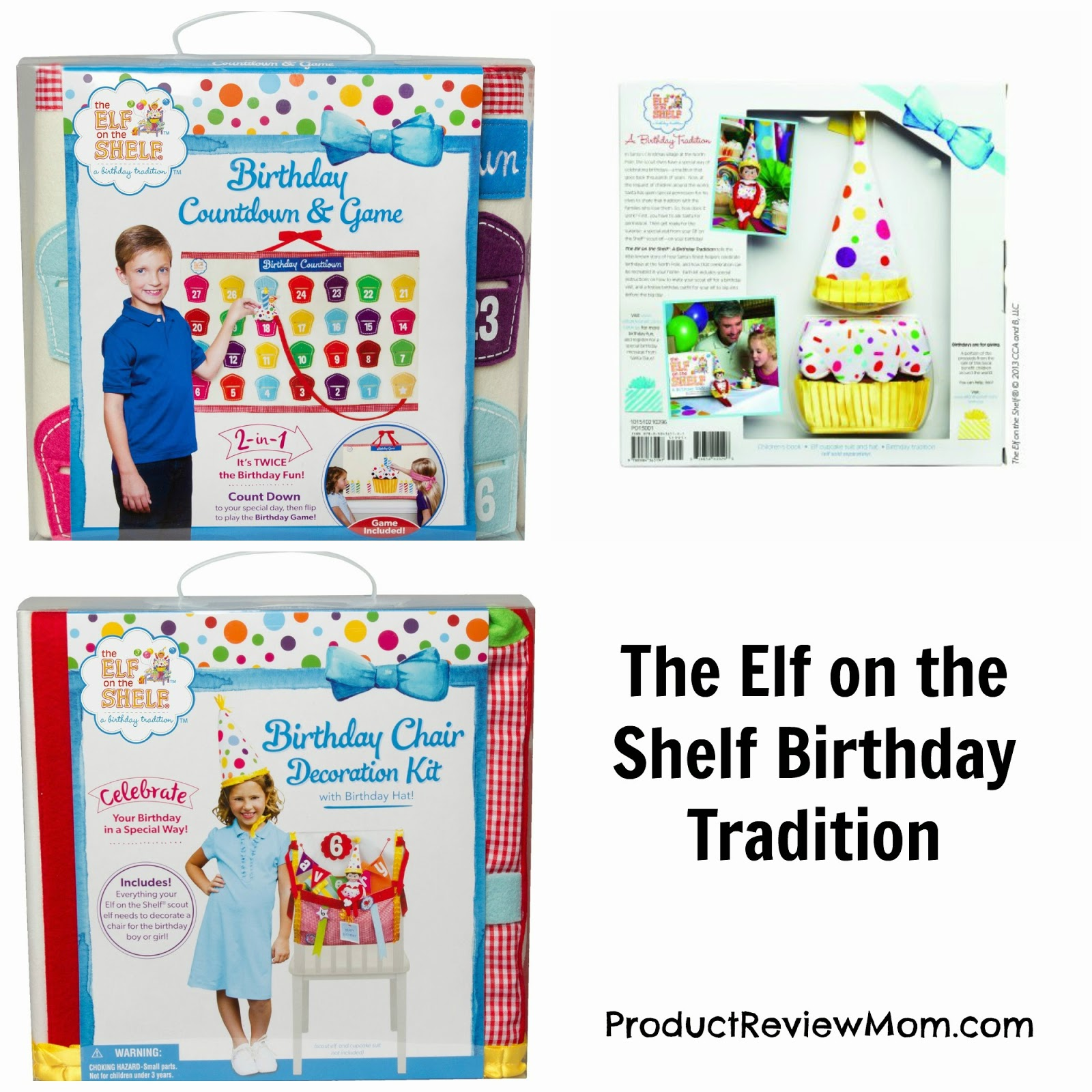 Elf on the Shelf Birthday Day Party Event Recap #ElfBirthday via www.Productreviewmom.com