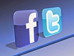 fanpage and twitter