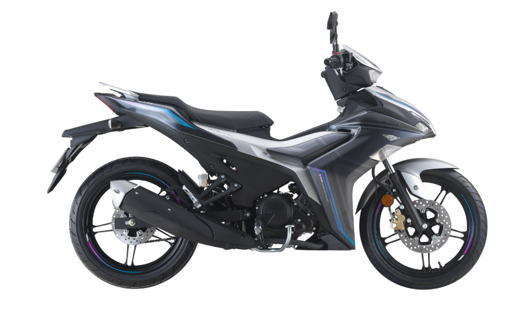 Yamaha Malaysia merilis Y16ZR VVA, bakal calon New MX King 155 VVA di Indonesia ?