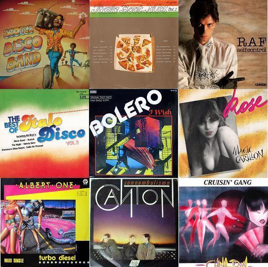 Italo disco zenék 1984
