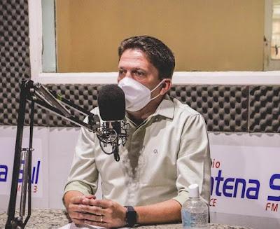 Prefeito de Iguatu, Ednaldo Lavor será submetido à cirurgia de cateterismo cardíaco