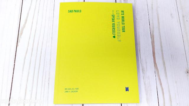 BTS Speak Yourself Sao Paulo Brazil DVD | Photobook