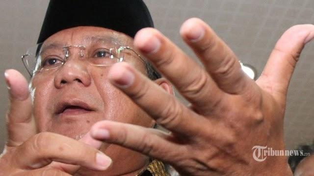 Terungkap, Ini Sumber Prabowo Sebut Indonesia Bubar di Tahun 2030