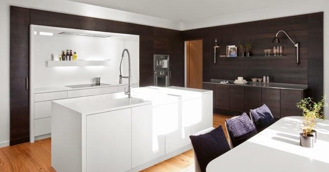 Colores y elementos que delimitan la cocina y el comedor for Elementos cocina
