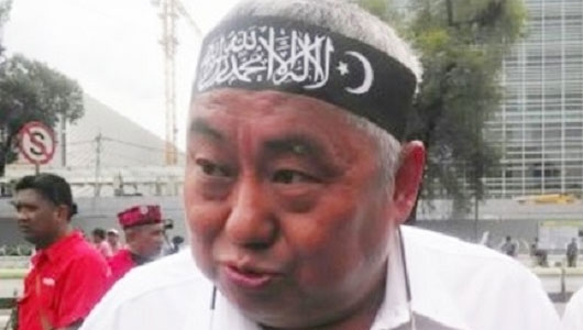 Prabowo Ketemu Jokowi, Lieus Sungkharisma: Ingat, Habib Rizieq Itu Pemimpin Umat, Imam Besar
