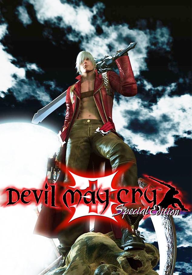 تحمبل لعبة القتال Devil May Cry 3 Special Edition PC