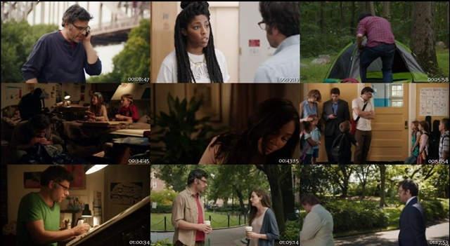 Gente, Lugares y Cosas (2015) DVDRip Latino