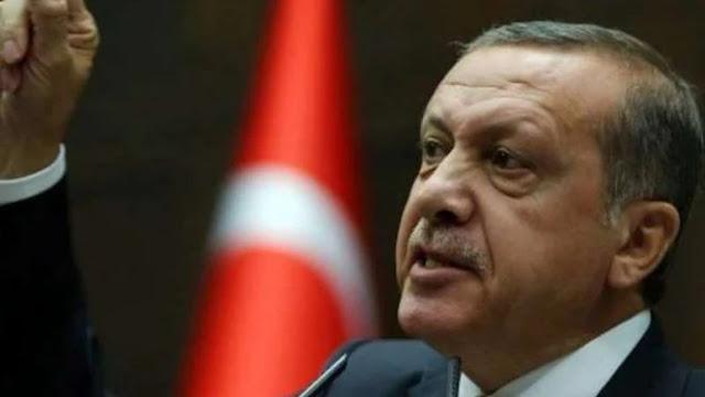 Konflik Laut Mediterania, Erdogan Ancam Presiden Prancis