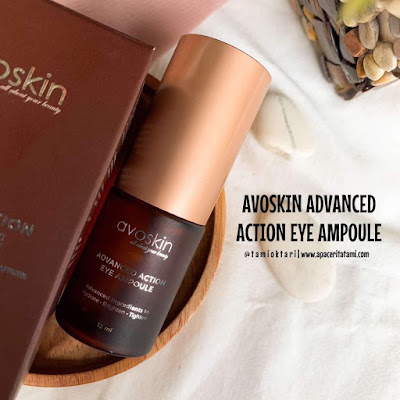 [REVIEW] Avoskin Advanced Action Eye Ampoule