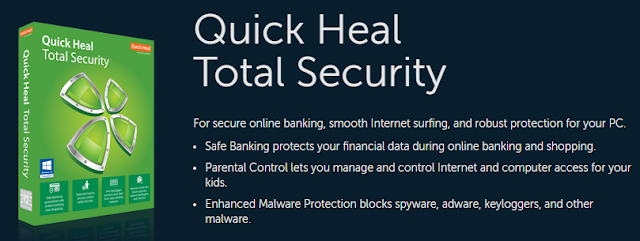quick heal total security 2017 30 days trial