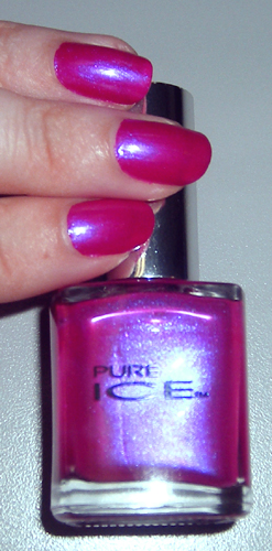 xoxoJen's swatch of jamaica me crazy by Pure Ice