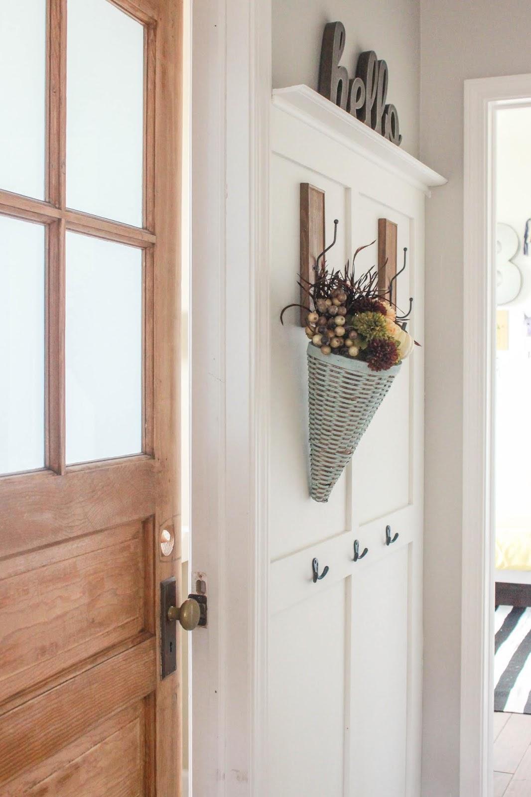 fall basket wreath ideas