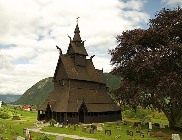 Stave churches in Norway older than thought