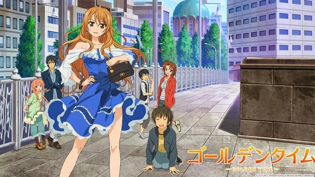 Golden Time - Anime Romance Happy Ending