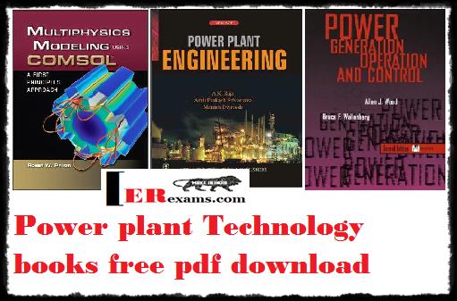 Power plant Technology books free pdf download
