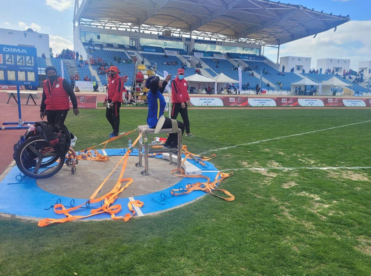 لاعبة عمانية تتأهل لأولمبياد طوكيو