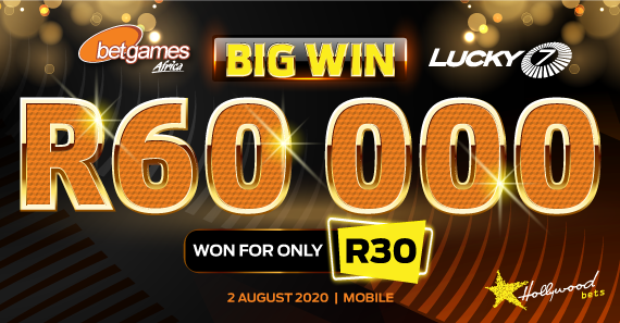 Lucky 7 Big Win