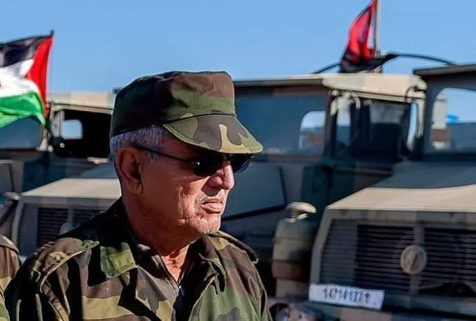 Muere el jefe de la seguridad saharaui, Abdalahi Lehbib.