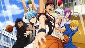 Serunya Nonton Anime Basket Terkeren
