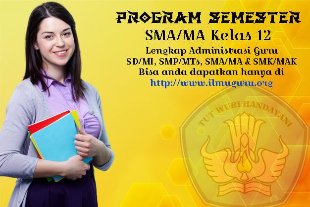 Promes Bahasa Indonesia Kelas XII