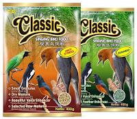 Pakan Burung Merk Cp Petfood Classic Anti-Stress